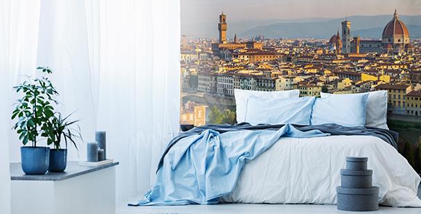 Fototapete mit Florenz