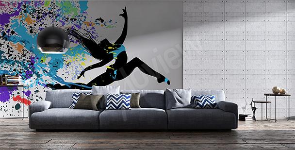 Fototapete Modern Dance