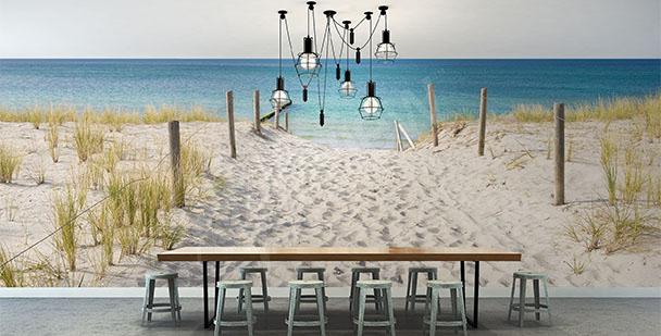 Fototapete Strand und Meer