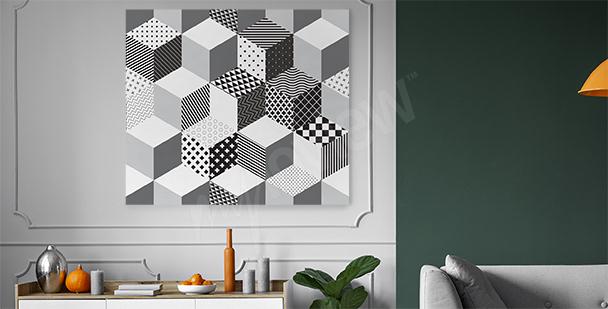 Geometrisches 3D-Bild