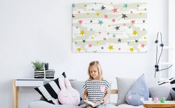 Kinderbild Sterne