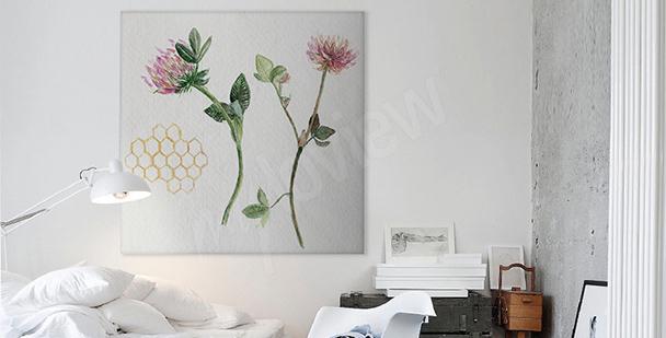 Naturbild fürs Schlafzimmer
