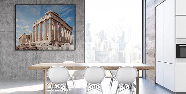 Poster Architektur der Antike