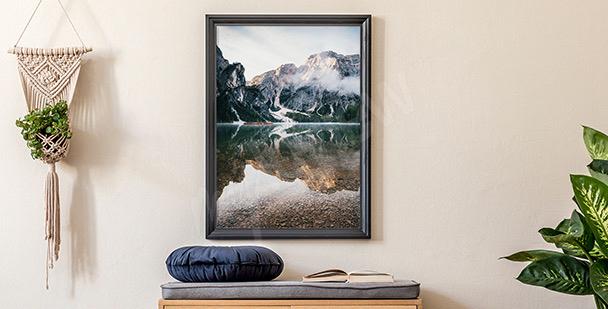 Poster Berge in Italien
