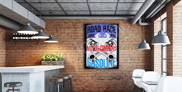 Poster für Autofans