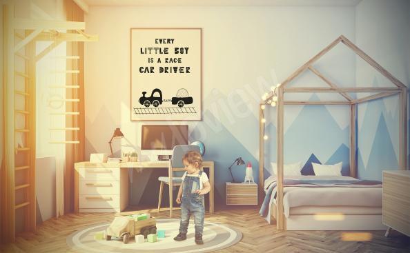 Poster für Jugendzimmer Tschu-Tschu
