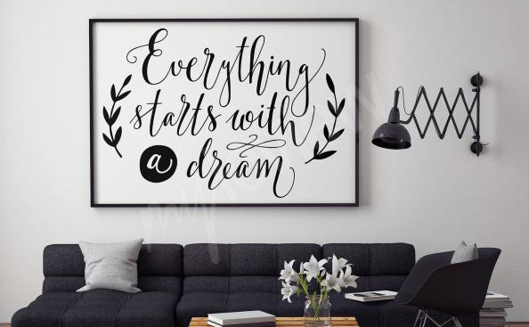 Poster für Wohnzimmer Inspiration