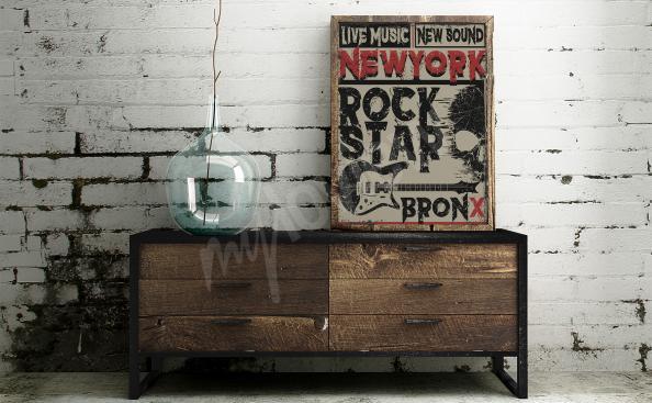 Poster New York Musik
