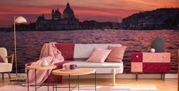 Fototapete Denkmäler von Venedig