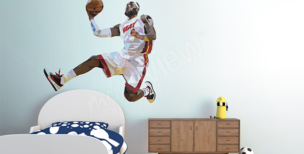 Sportsticker LeBron James