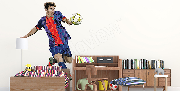 Sportsticker Leo Messi