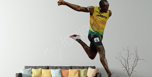 Sportsticker Usain Bolt