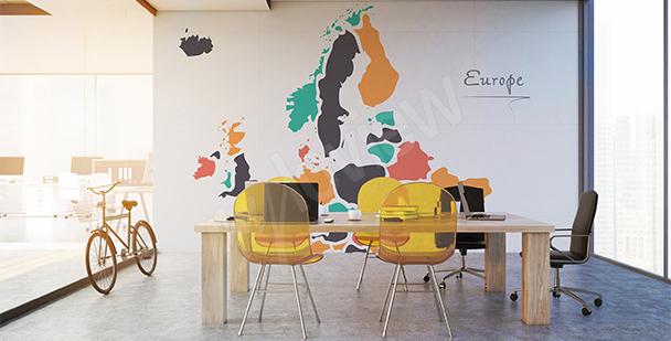 Sticker europäische Länder