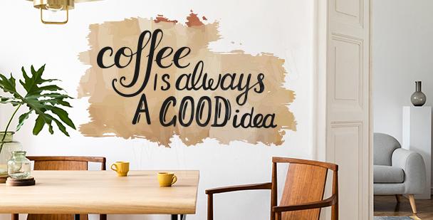 Sticker für Kaffeeliebhaber