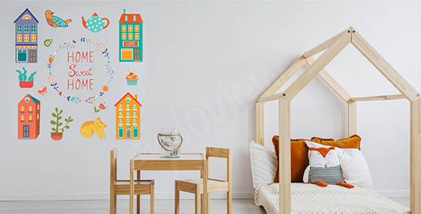 Sticker fürs Kinderzimmer
