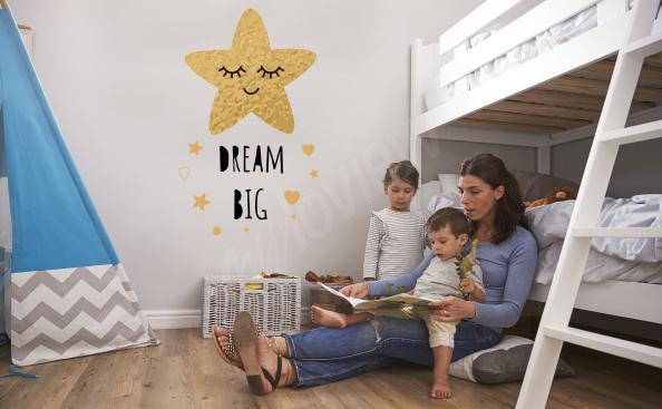Sticker Sterne fürs Kinderzimmer