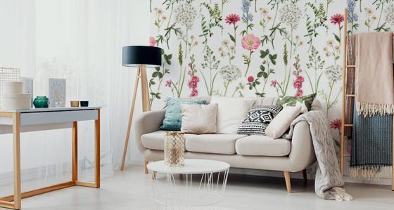 Tapete für ein kleines Zimmer – Entdecken Sie unsere Top 9 der passenden Designs!